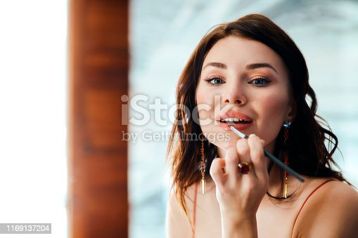 istock My lips just love this colour 1169137204