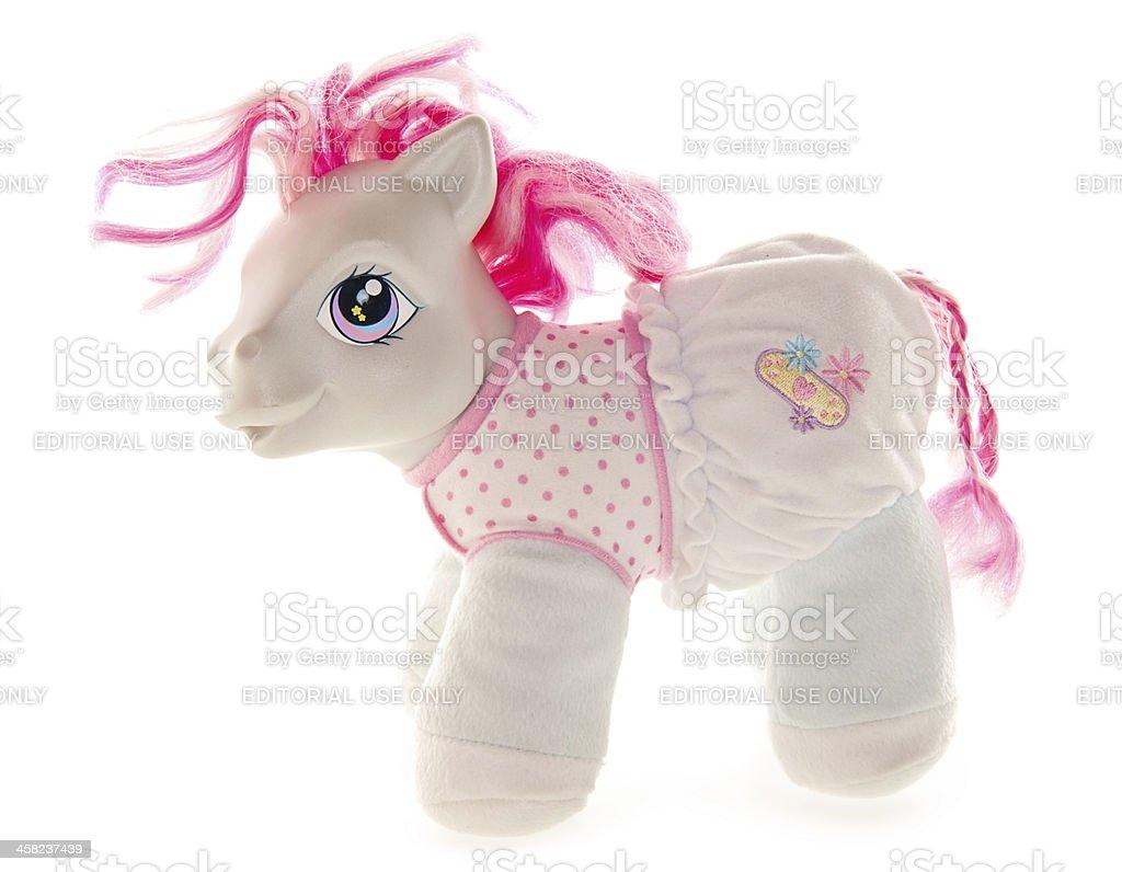 My Little Baby Pony Figure Stock Photo - Download Image Now - IStock