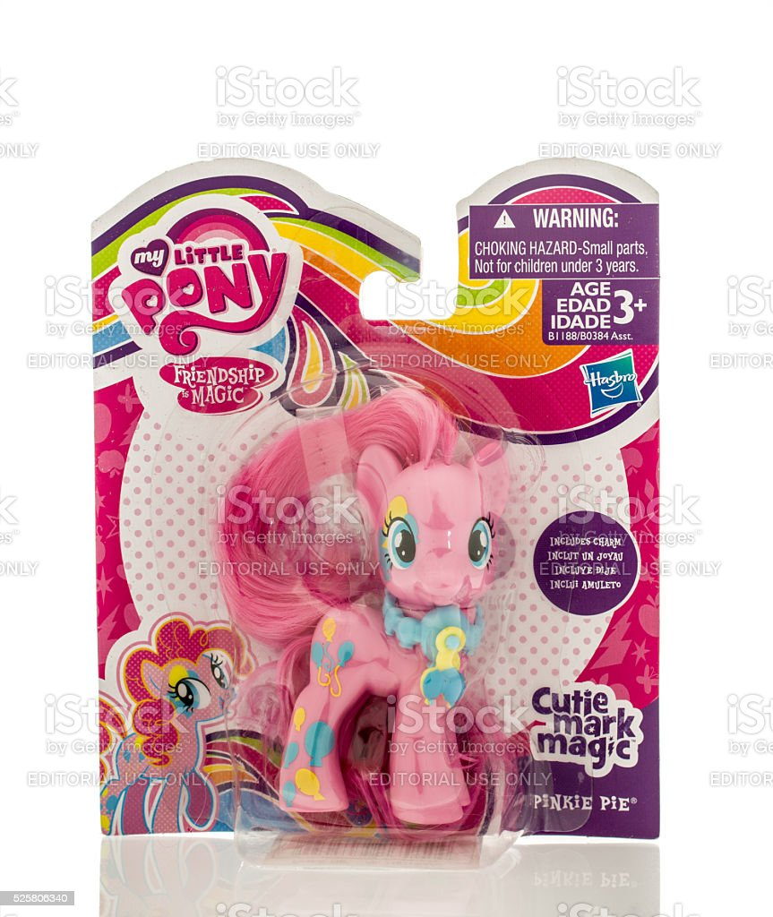 My Little Pony stock photo