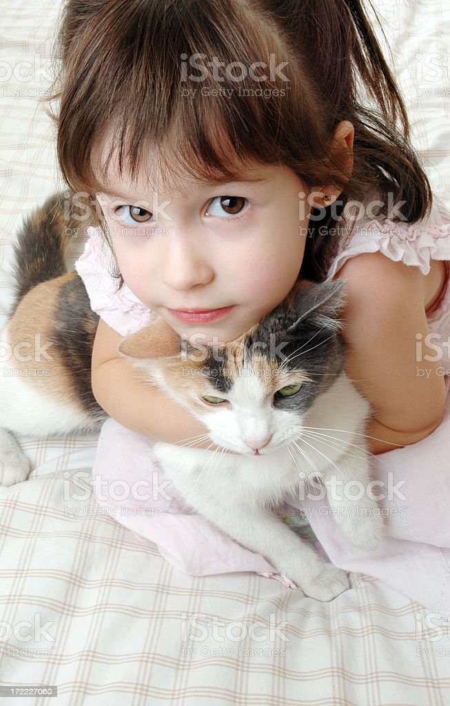 My lovely pet royalty-free stock photo