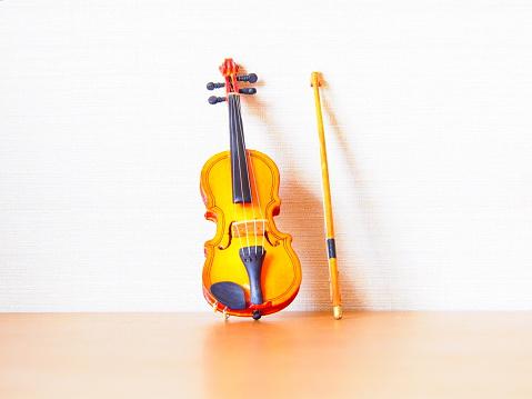 My miniature violin