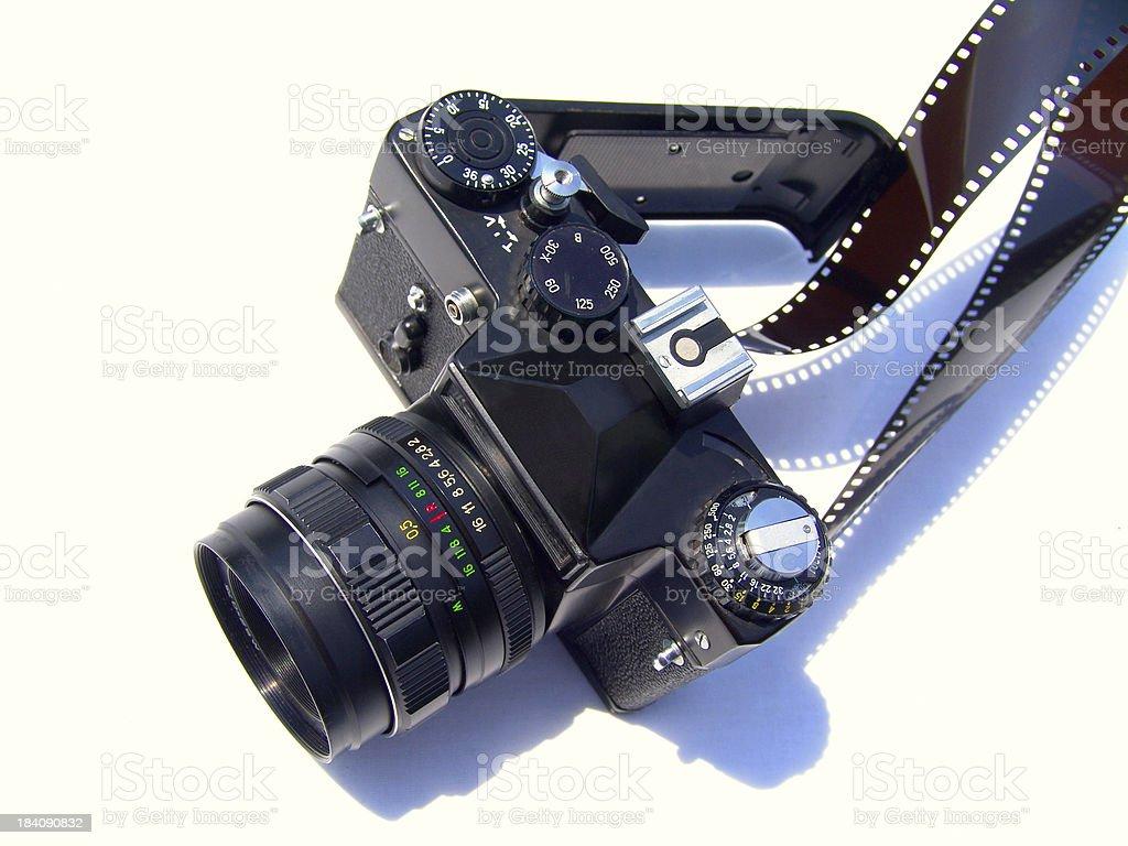 my old camera stock photo