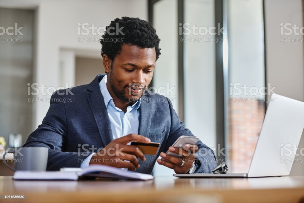 My productivity is paying off stock photo