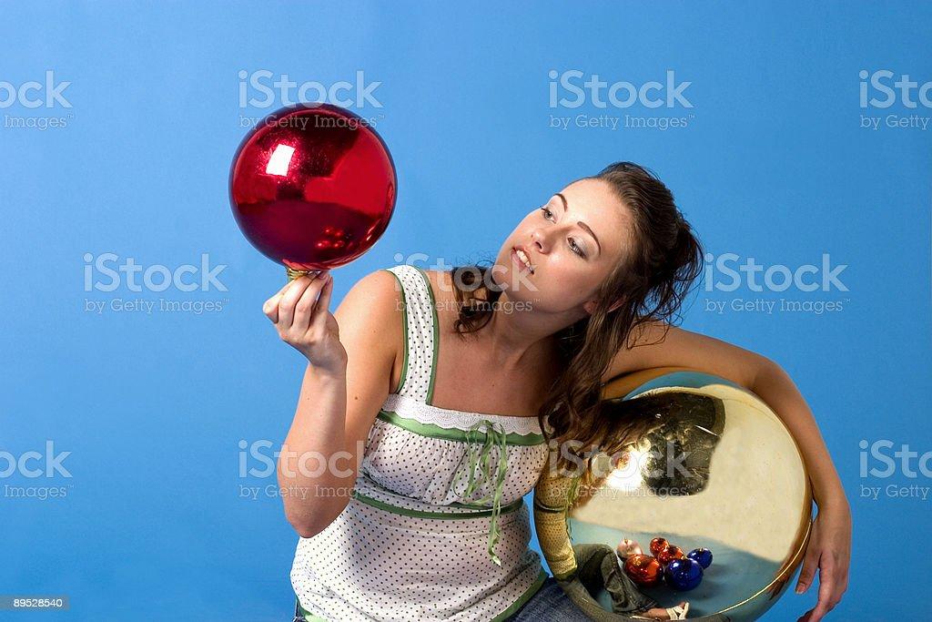 My Reflection royalty-free stock photo