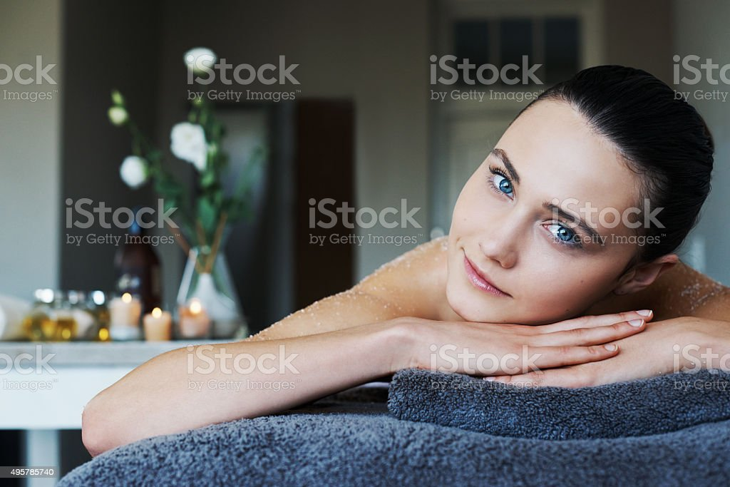 Frau fühlt sich allein