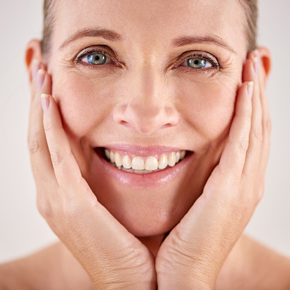 491713766 istock photo My skin feels great after that beauty treatment 491713746