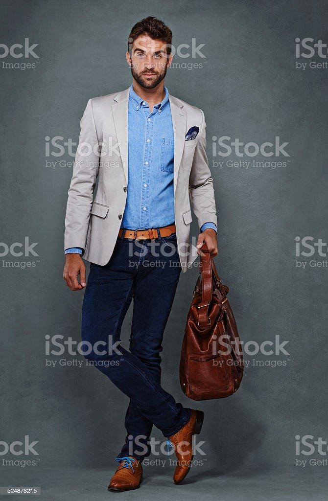 My style! stock photo
