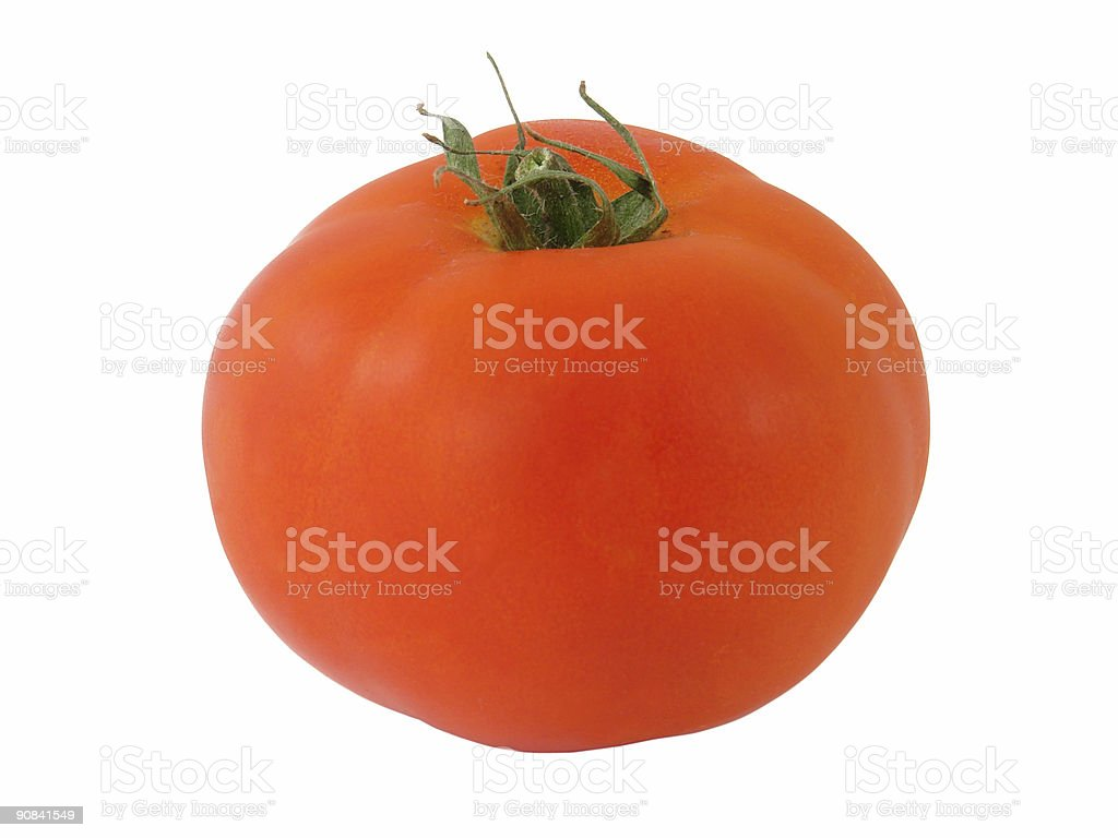 My Tomato royalty-free stock photo
