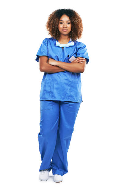 my top priority will always be your health - infermiera personale medico foto e immagini stock