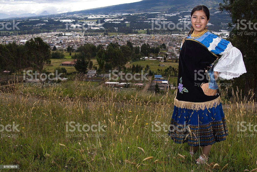 my town royalty-free stock photo