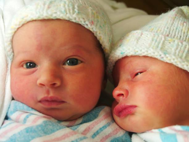 My Twins stock photo
