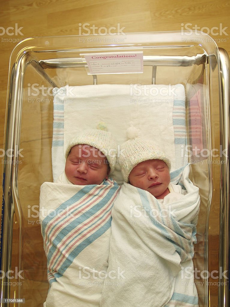 My Twins stock photo