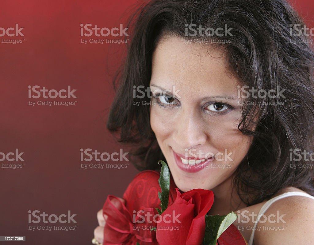 My Valentine royalty-free stock photo