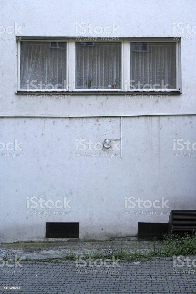 My window on the world royalty-free stock photo