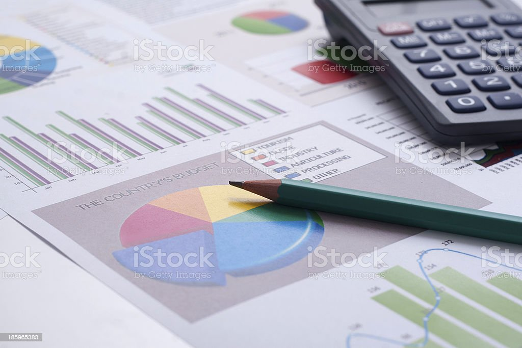 My Worktable royalty-free stock photo
