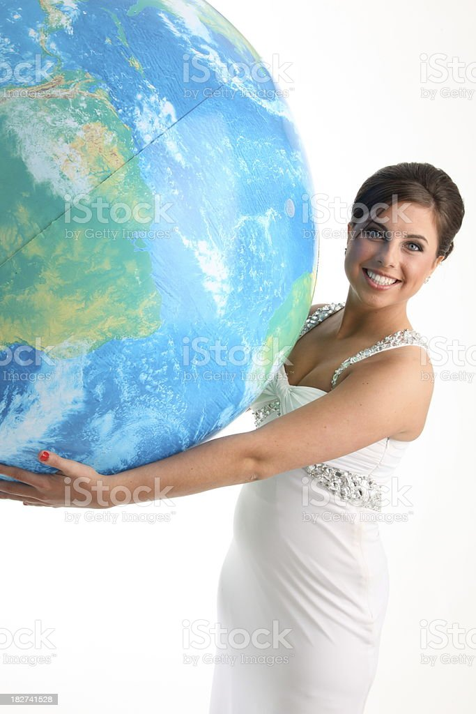 my world royalty-free stock photo
