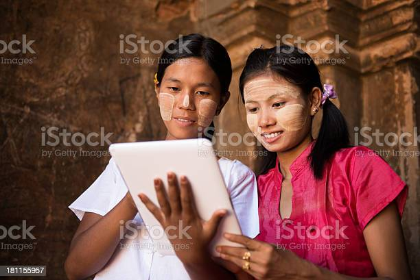Myanmar teen clips