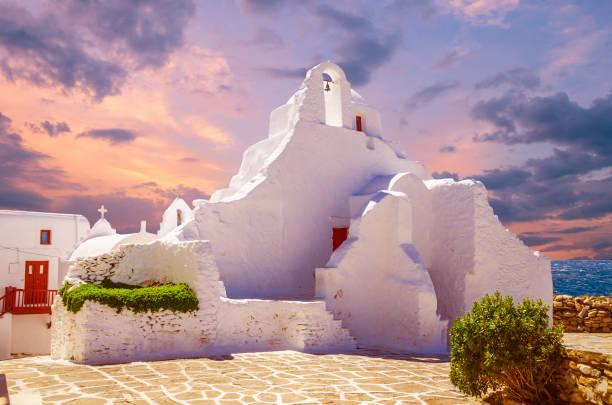 Insel Mykonos, Kykladen, Griechenland – Foto