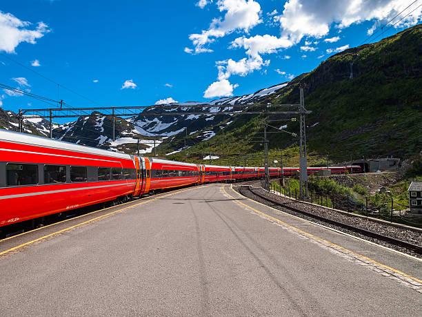 Myrdal, Norway – Foto