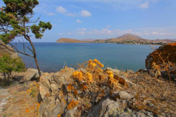 Myrina, Limnos island, Greece – zdjęcie