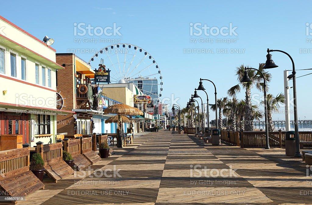 Myrle Beach stock photo
