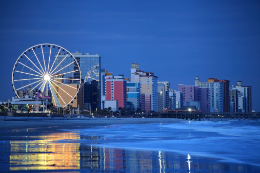 Myrtle Beach Stock Photo - Download Image Now