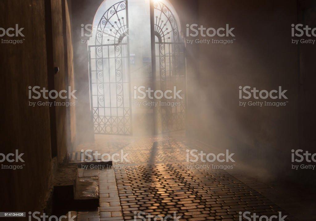 mystérieuse arche - Photo