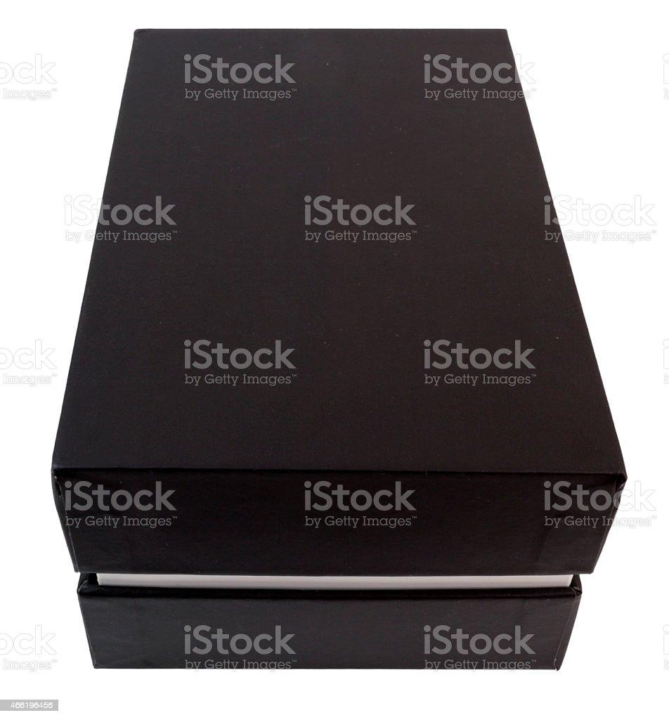 Misterioso Black caixa - foto de acervo