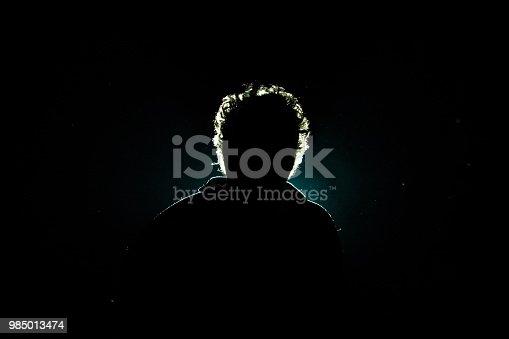 istock Mysterious Man 985013474