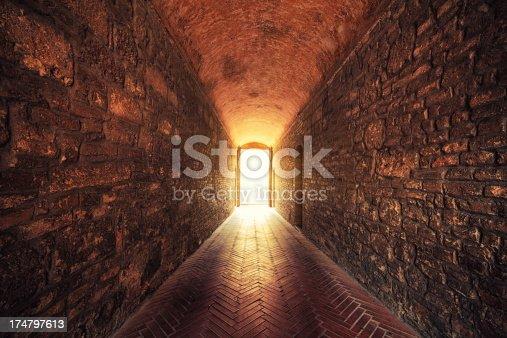 istock Mysterious Passage 174797613