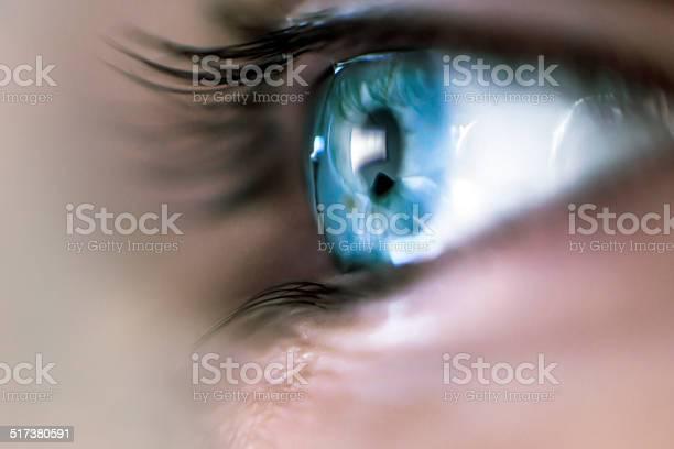 Mystery Eye Stockfoto und mehr Bilder von Augapfel
