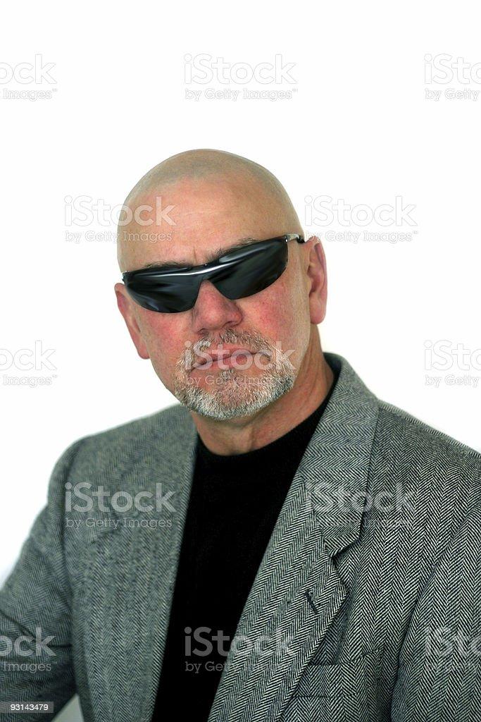 Mystery Man 2 stock photo