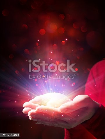 istock mystery of Christmas 521700459
