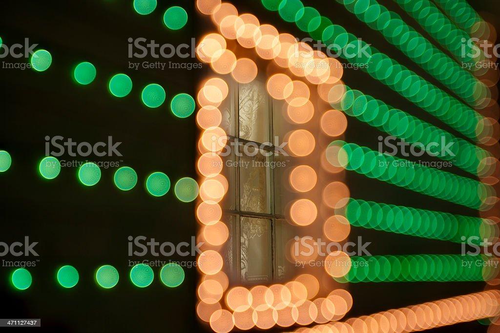 Mystery Window (XXL) royalty-free stock photo