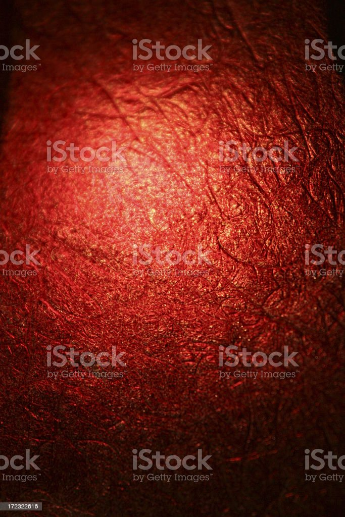 mystic red light royalty-free stock photo