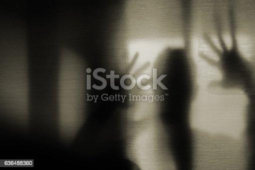 istock Mystic silhouette. 636488360
