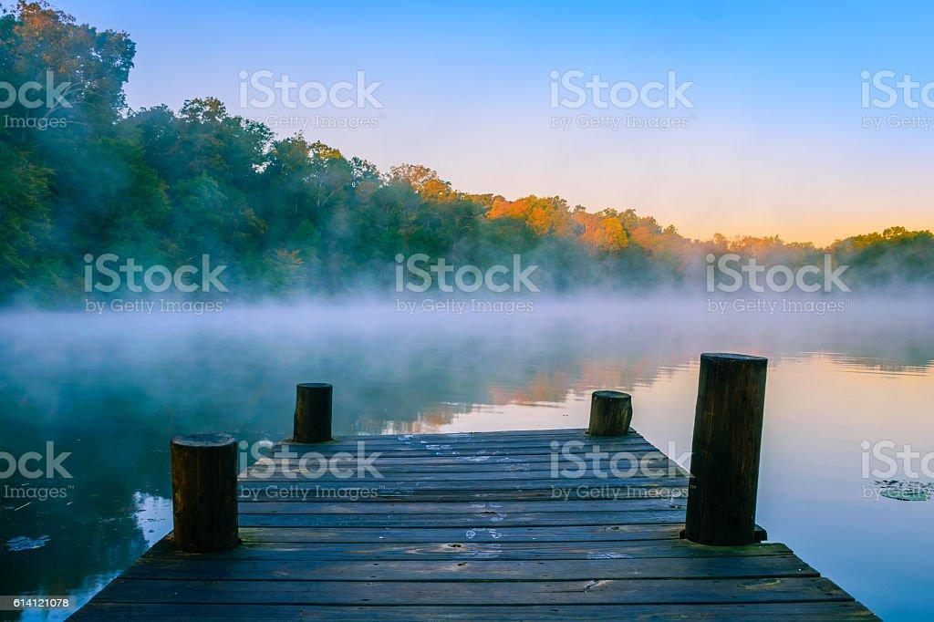 Mystic Water stock photo
