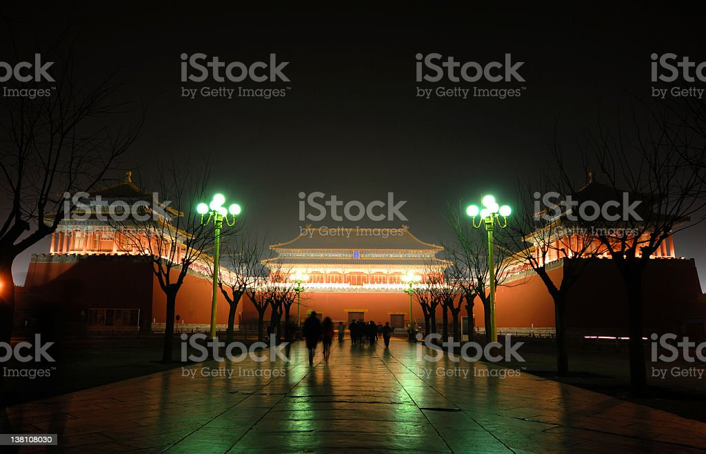 Mystical china royalty-free stock photo