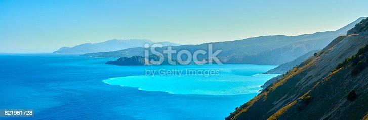 istock Mystical Kefalonia island 821961728
