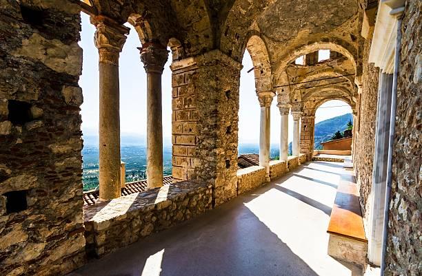 Mystische Mystras Panayia Kloster Pantanassa – Foto