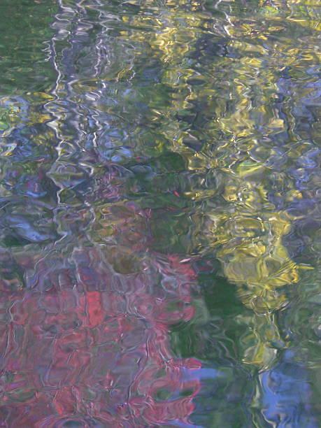 Mystical Water Mix stock photo