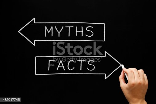 istock Myths or Facts Concept 485017745