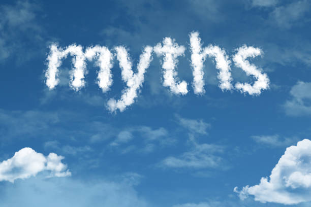 Myths stock photo