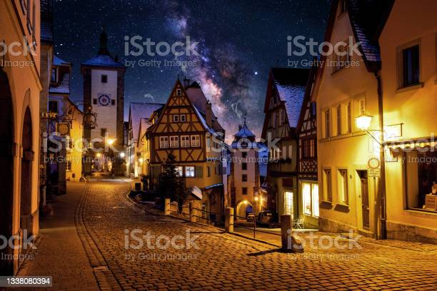 Photo of n Rothenburg ob der Tauber am Plönlein