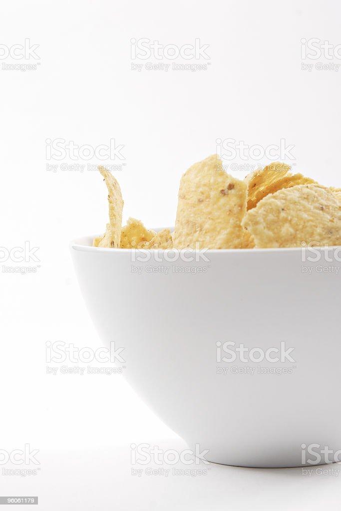 Nacho Chips royalty-free stock photo