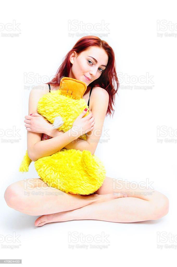 Pic of nacked girl