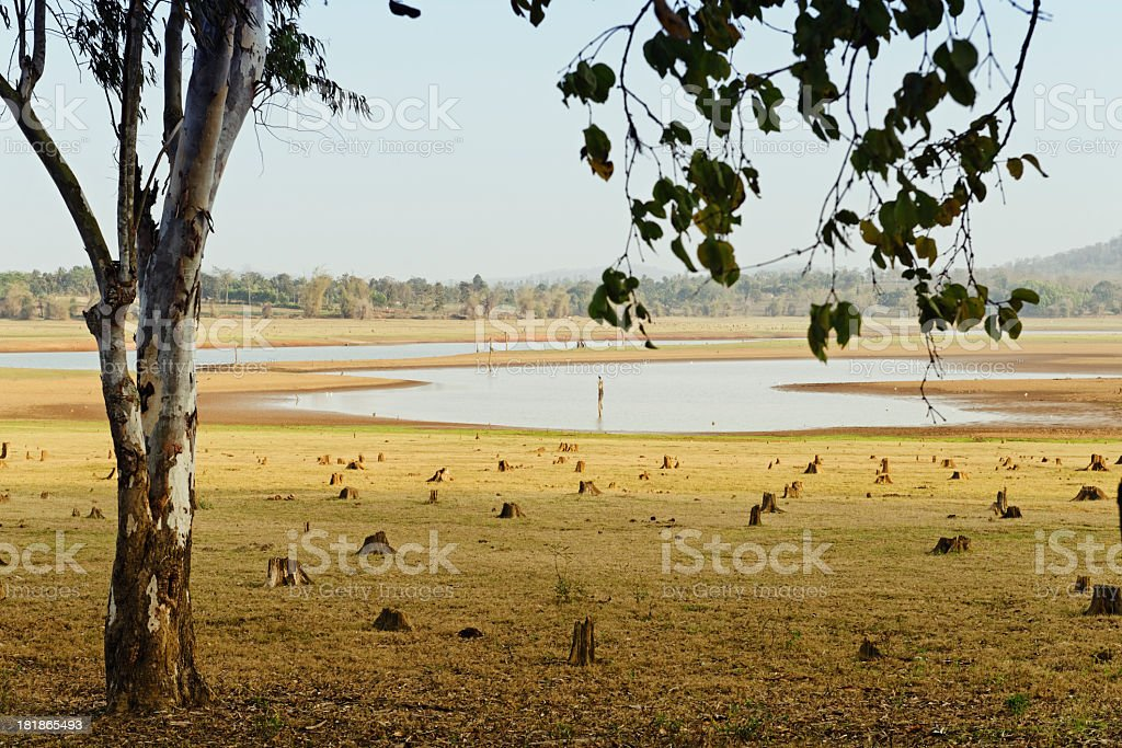 Nagarhole National Park stock photo