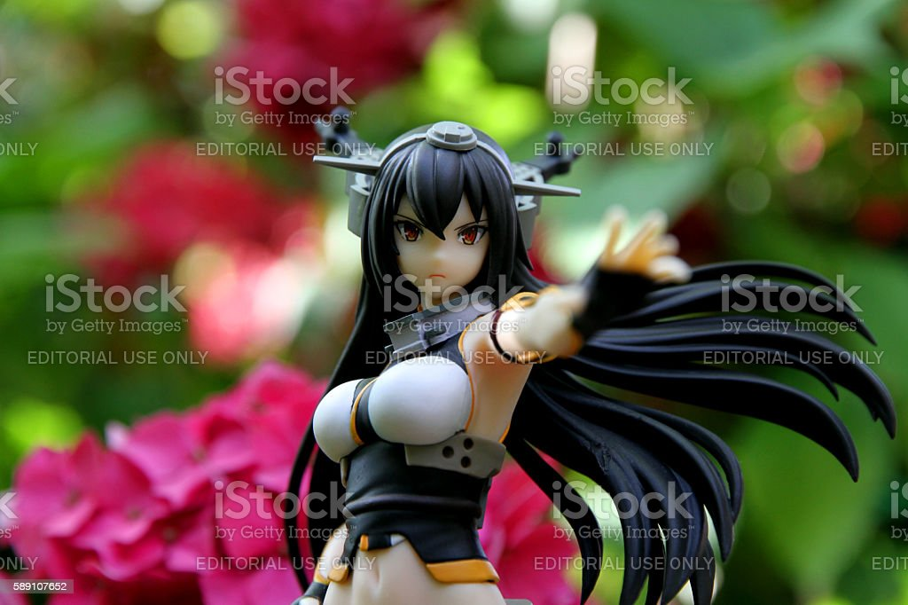 Nagato Flower stock photo