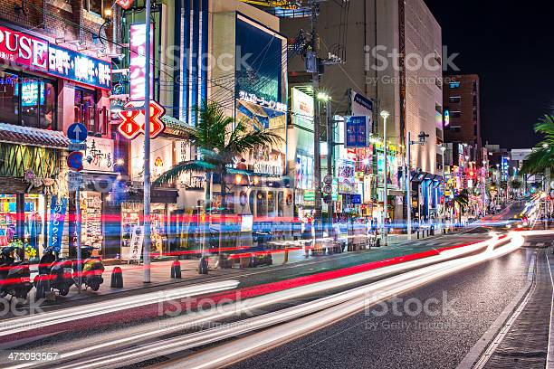 Naha Japan Stock Photo - Download Image Now