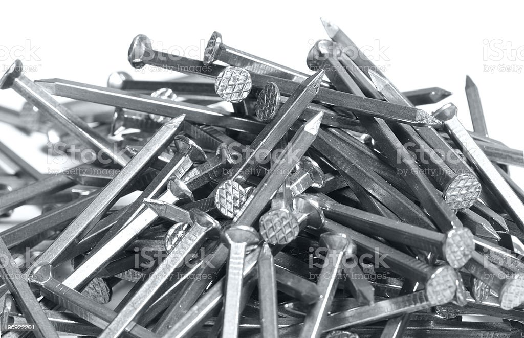 nail background royalty-free stock photo